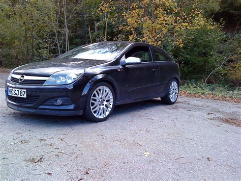 Opel Astra Twintop Aufkleber by Opel Astra H 1 8 Twintop 3486