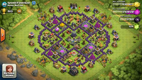 By the way here is my alternate account s base which has also been