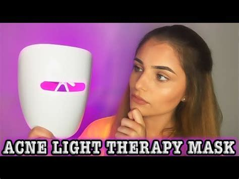 does neutrogena light therapy acne mask work neutrogena visibly clear acne light therapy mask how does
