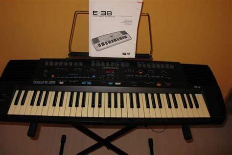 Keyboard Roland E 38 roland e 38 image 353549 audiofanzine