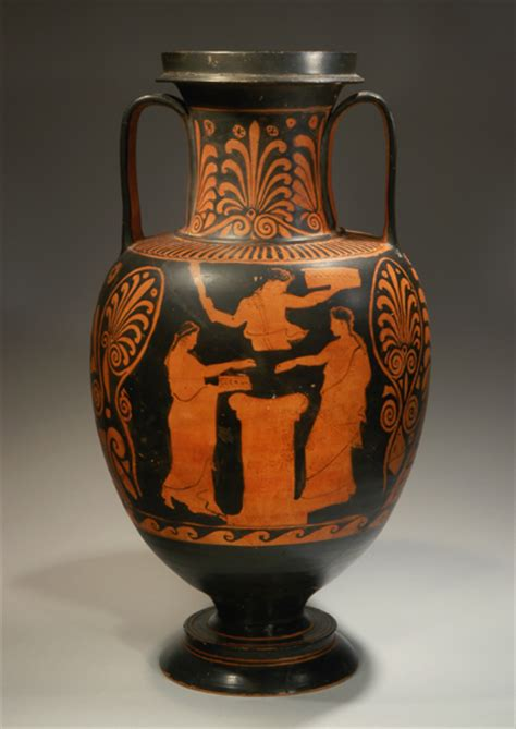Pronomos Vase by Large Figure Hora Etruscan