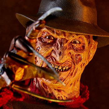 imagenes de freddy krueger en 3d a nightmare on elm street freddy krueger sixth scale