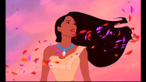 pocahontas and the colors of the wind walt disney masterpiece collection