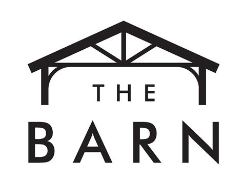 Barn Logo The Barn Wedding Venue At The Hare Hounds Newbury