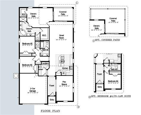 dr horton home floor plans dr horton capri floor plan arizona