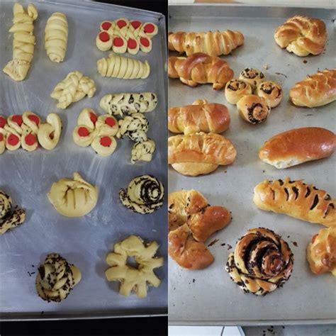 Oven Roti Manis cooking club reportase kelas roti manis dan