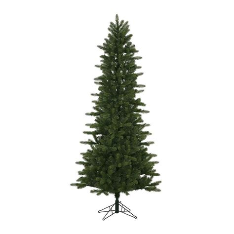 shop vickerman 7 5 ft kennedy fir slim artificial