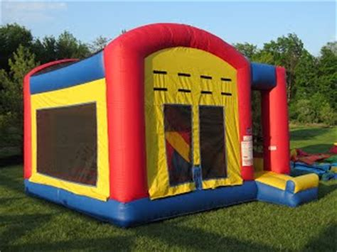 chair and table rentals in sterling va house combo moon bounce bounce house