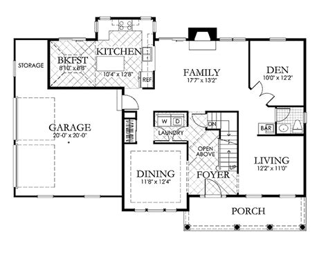 2200 sq ft floor plans print floor plan all plans house plans 22817