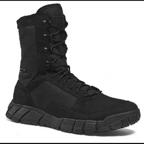 oakley si light patrol boot oakley shoes si light patrol tactical boots poshmark