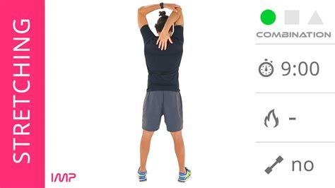 ginnastica per interno braccia blocco di per braccia e spalle