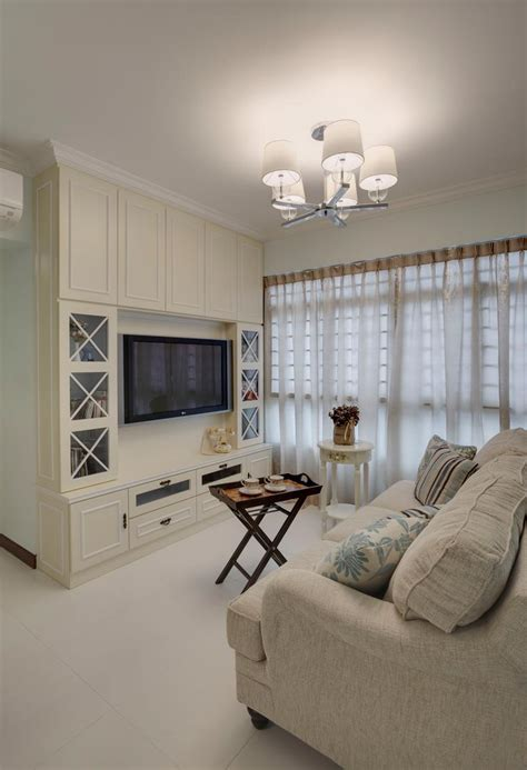 singapore home decor this hdb apartment proves that the country style can be