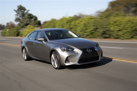 lexus is 2017 lexus is and is f sport launched with fresh