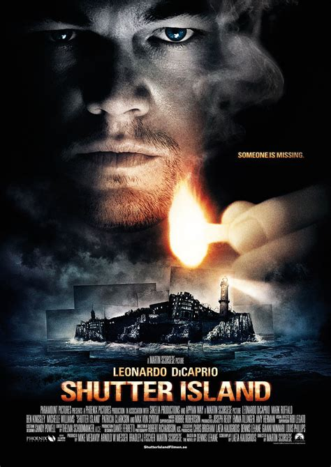 book vs film shutter island the motion pictures