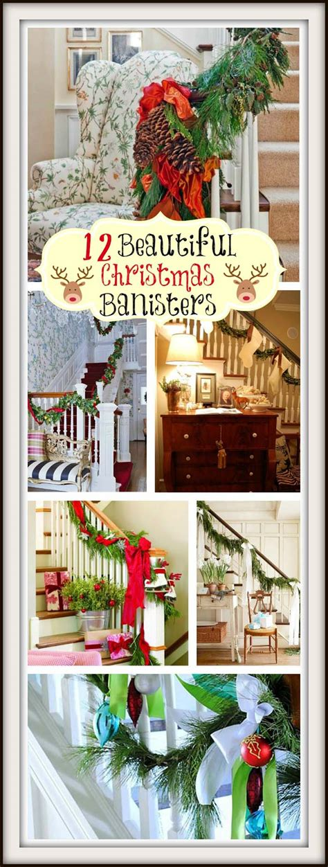 12 beautiful banisters