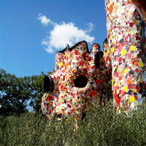 giardini dei tarocchi orari il giardino dei tarocchi niki de phalle
