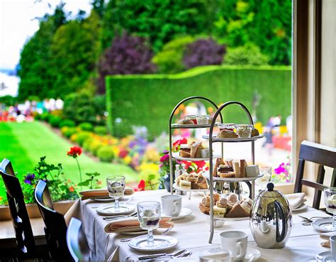 Wonderful Butchart Gardens Victoria Bc #7: High-Tea.jpg