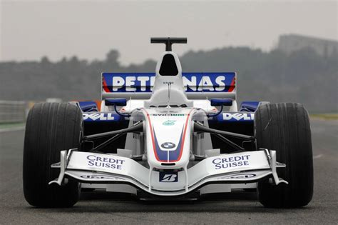 Credit Suisse Formula 1 Building The Bmw Sauber Formula One Car