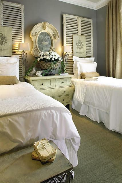 old shutters for headboard creative juices decor do it yourself creative headboards