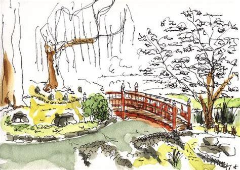 Attrayant dessin jardin japonais #1: 20060505__001_albert-kahn_thibaud_dessins_594x423-1.jpg