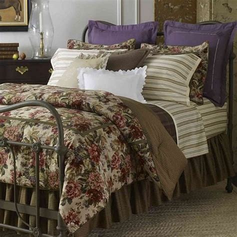 Cheapest Sale Chaps Home Rosemont Duvet Cover Set Chaps Bedding Sets