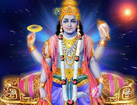 imagenes de dios vishnu dioses de la india