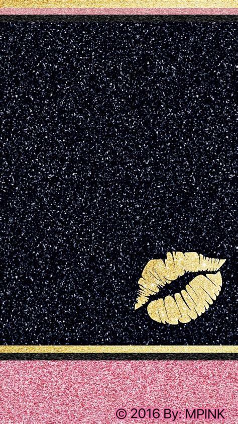 glitter vintage wallpaper 169 2016 glitter lips wallpaper cute wallpapers