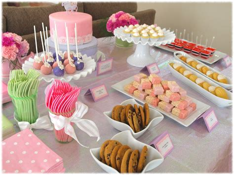 Desserts For A Baby Shower by Oc Pop Shoppe August 2012