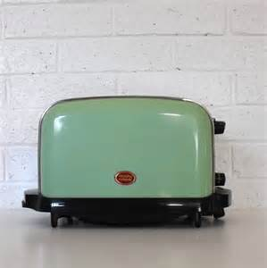 Morphy Richards Kettle And Toaster Retro Jadite Green Toaster By Solsticehome On Etsy