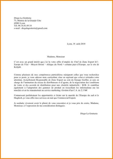 Exemple Lettre De Motivation Orientation Ch 6 Lettre De Motivation Suisse Modele Lettre