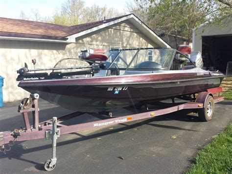 ranger bass boat ski pole ranger 397xt 1996 for sale for 9 000 boats from usa