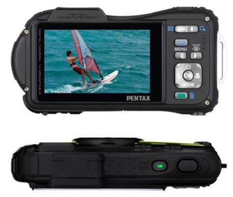 pentax rugged pentax wg 1 optio cameras look rugged enough to drop a cliff but don t technabob