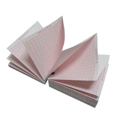 Z Fold Paper - z fold paper for seca ct8000p machines single pack