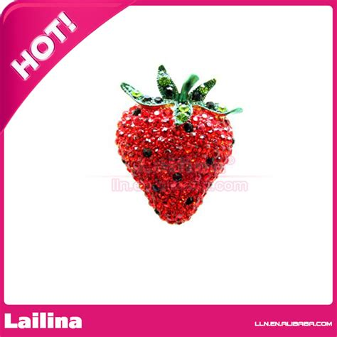 Pin Fashionable Strawberry popular strawberry pins buy cheap strawberry pins lots