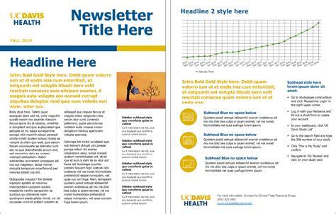 templates uc davis health graphic standards