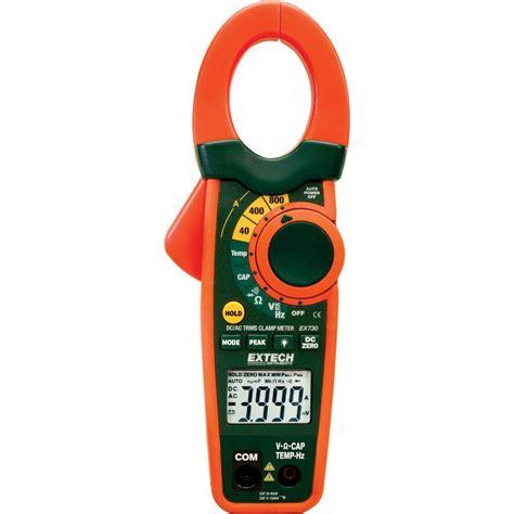 extech instruments 800 true rms ac dc cl meter