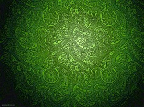 design powerpoint batik modern green batik background powerpoint themes