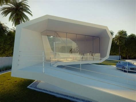 The Wave House by Simple Wave House Is A Minimalist Summer Home For Turkey