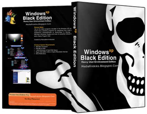 Windows Xp Pro Sp3 Black Edition 2015 تحميل نسخة الاكس بي السوداء الرائعة quot windows xp pro sp3 x86 black edition june 2015