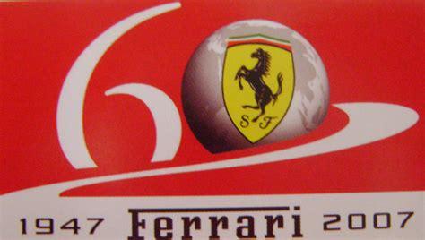 Wheels Racer F50 60th Anniversary logo