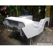 Jeep Willys Rc Body