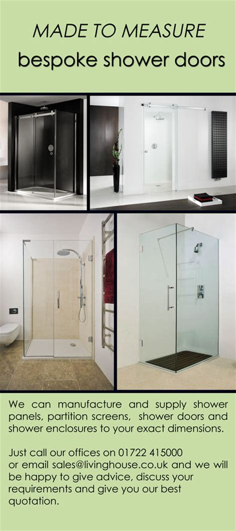 Made To Measure Shower Doors Made To Measure Shower Door Frameless Shower Doors Shower Enclosures Panels Bespoke Shower