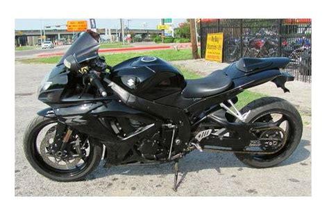 Suzuki Motorcycle Salvage 07 Suzuki Gxsr750 Salvage Parts Motorcycle