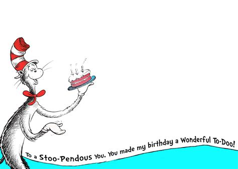 dr seuss birthday card template dr seuss series invites