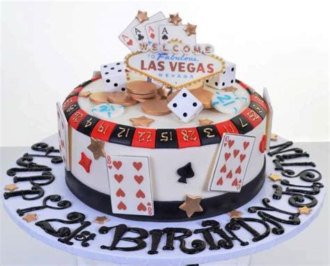 Birthday Cakes Images. Cool Fascinating Las Vegas Birthday Cakes: las vegas birthday cakes round