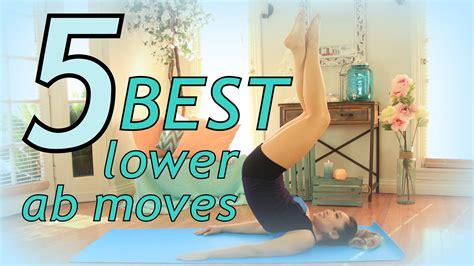 exercises  flatten   belly youtube