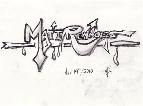 Drawing Names by Just How To Draw Graffiti Names Best Graffitianz