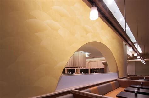 Interior Finishes by Satori Japanese Wall Finishes Providing A Distinct