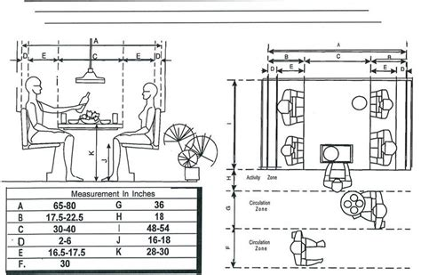 bench seating dimensions woodworking projects plans