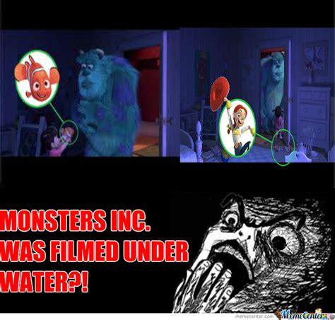 Monster Meme - monsters inc by jordanof23 meme center